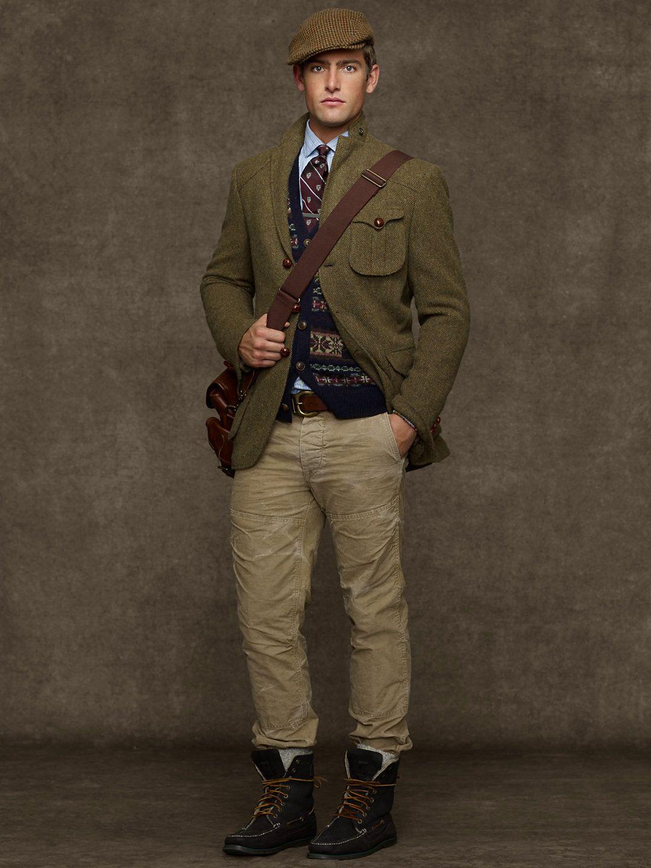 Messenger Tweed Sport Coat - Sport Coats Men - RalphLauren.com   My ... edc119925113