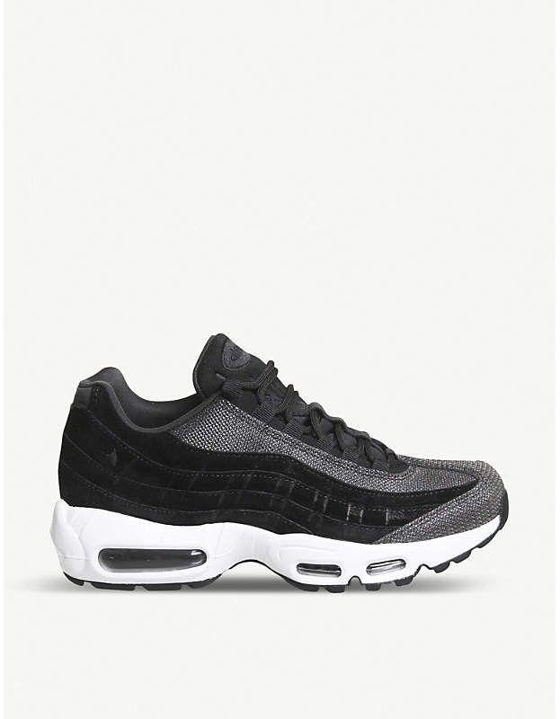 Sin aliento Delgado Acostado  Nike 95 leather trainers | Nike air max, Sneakers nike air max, Air max  style