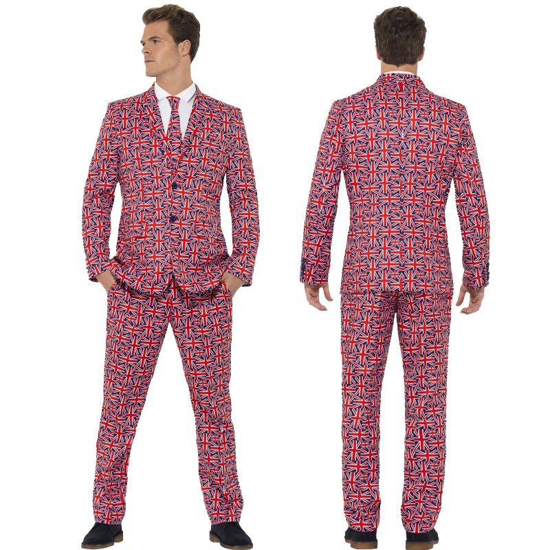 4ac58f61e884 Mens-Stand-Out-Suits-Stag-Do-Party-New-Comedy-Funny-Fancy-Dress-Costume- Outfit