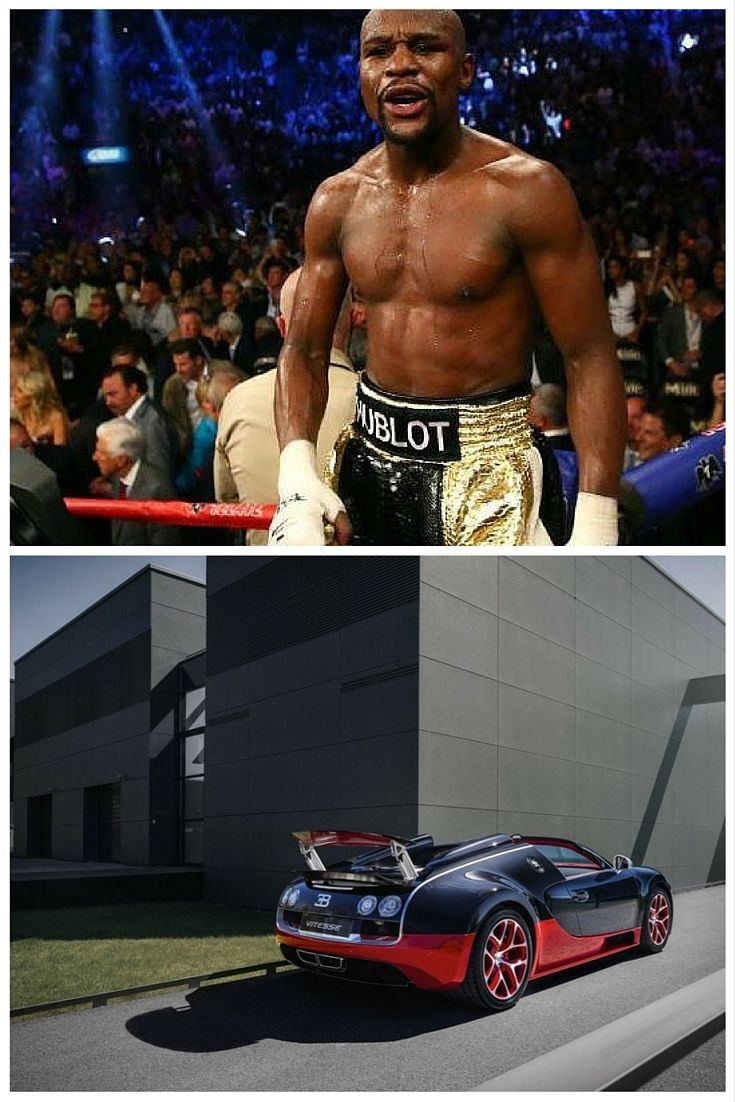 Floyd Mayweather humblebrags about buying $3.5m Bugatti!