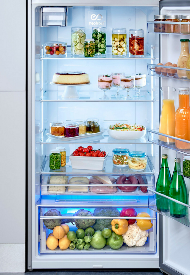 Make Sure Your Fruits And Vegetables Stay Crisp In The Refrigerator