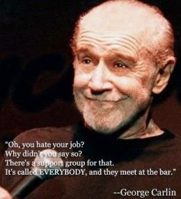 Quotes By Famous Comedians Comedian Quotes George Carlin Funny Comedians