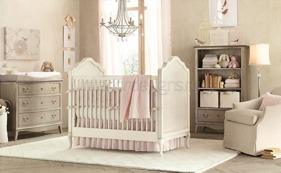 decorar cuarto bebe en marfil | decoración dormitorios infantiles ...