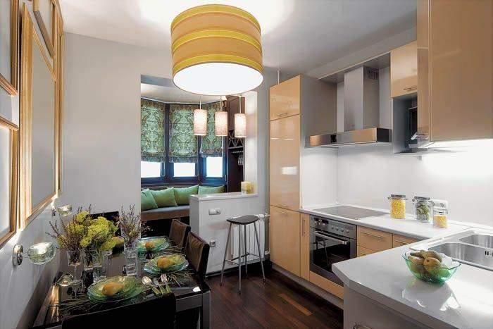 küchengestaltung kleine küche einrichten küche gestalten - kleine küchen gestalten