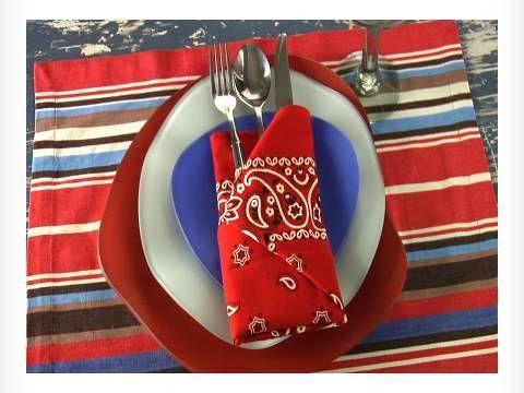Pin By Sabrina Copas On Fun And Fancy Napkin Design Napkins Napkin Folding Video