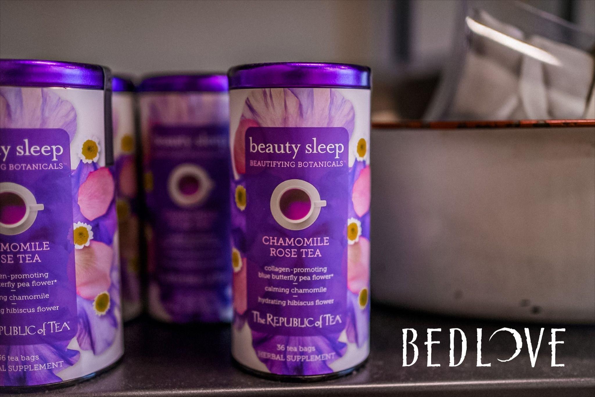 Beauty Sleep Tea Sleep Tea Improve Skin Complexion Skin Complexion