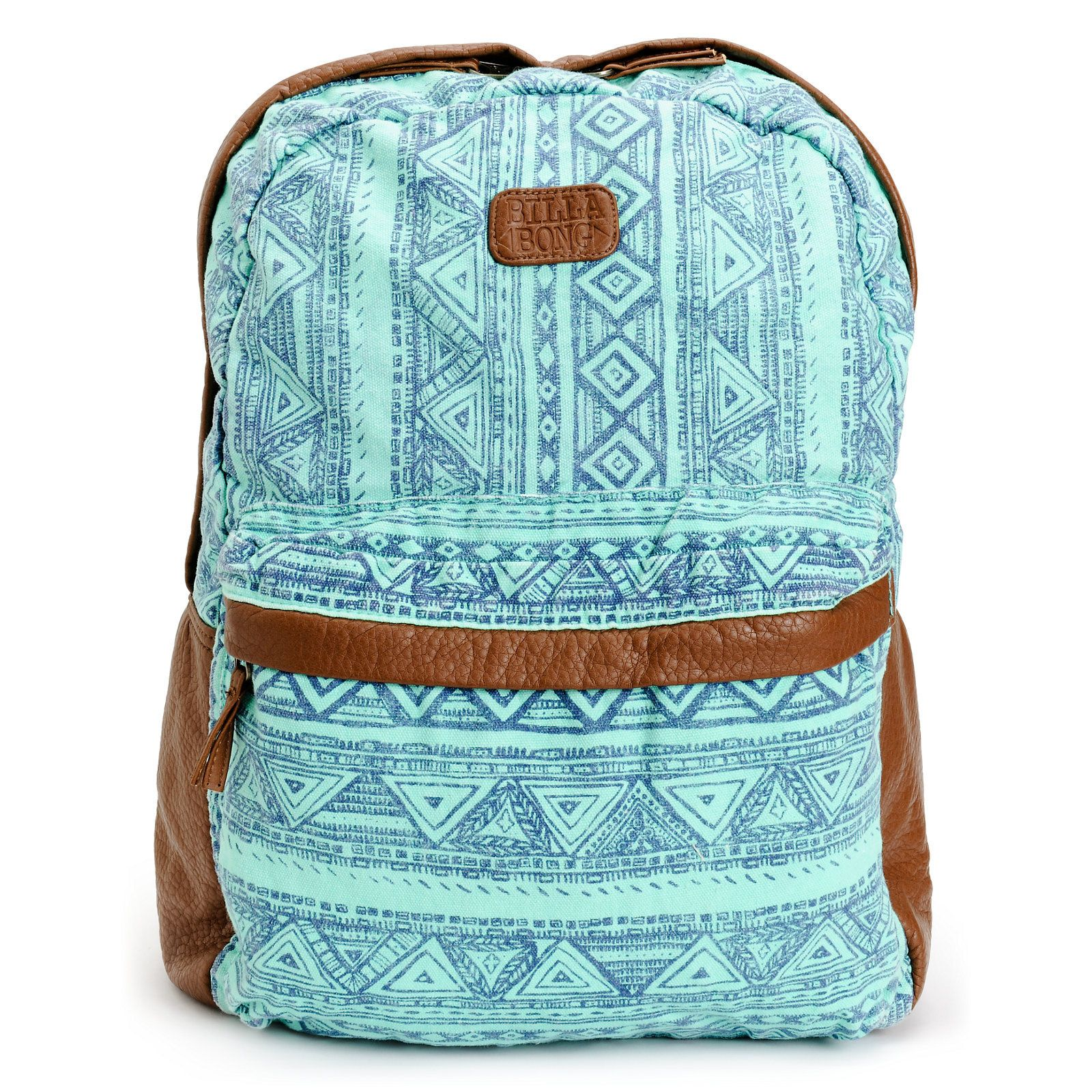 Tribal Backpacks For Girls - Frog Backpack