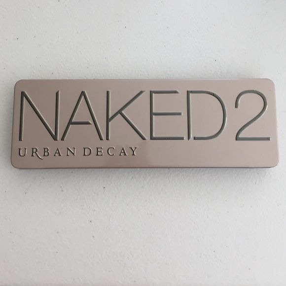 Authentic urban decay naked 2 palette Brand new, never used. Brush is included, never used & still in original packaging. Half baked has a small nick in the top corner, shown in one picture. Serial number shown in last picture to prove authenticity. Doesn't come with original box. Urban Decay Makeup Eyeshadow
