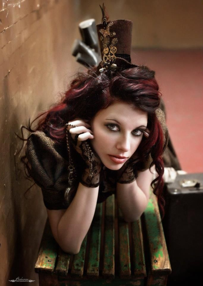 steam punk hair styles steampunk steampunk k steampunk 6930 | be8f713048f851155fcac884a03ca9f0