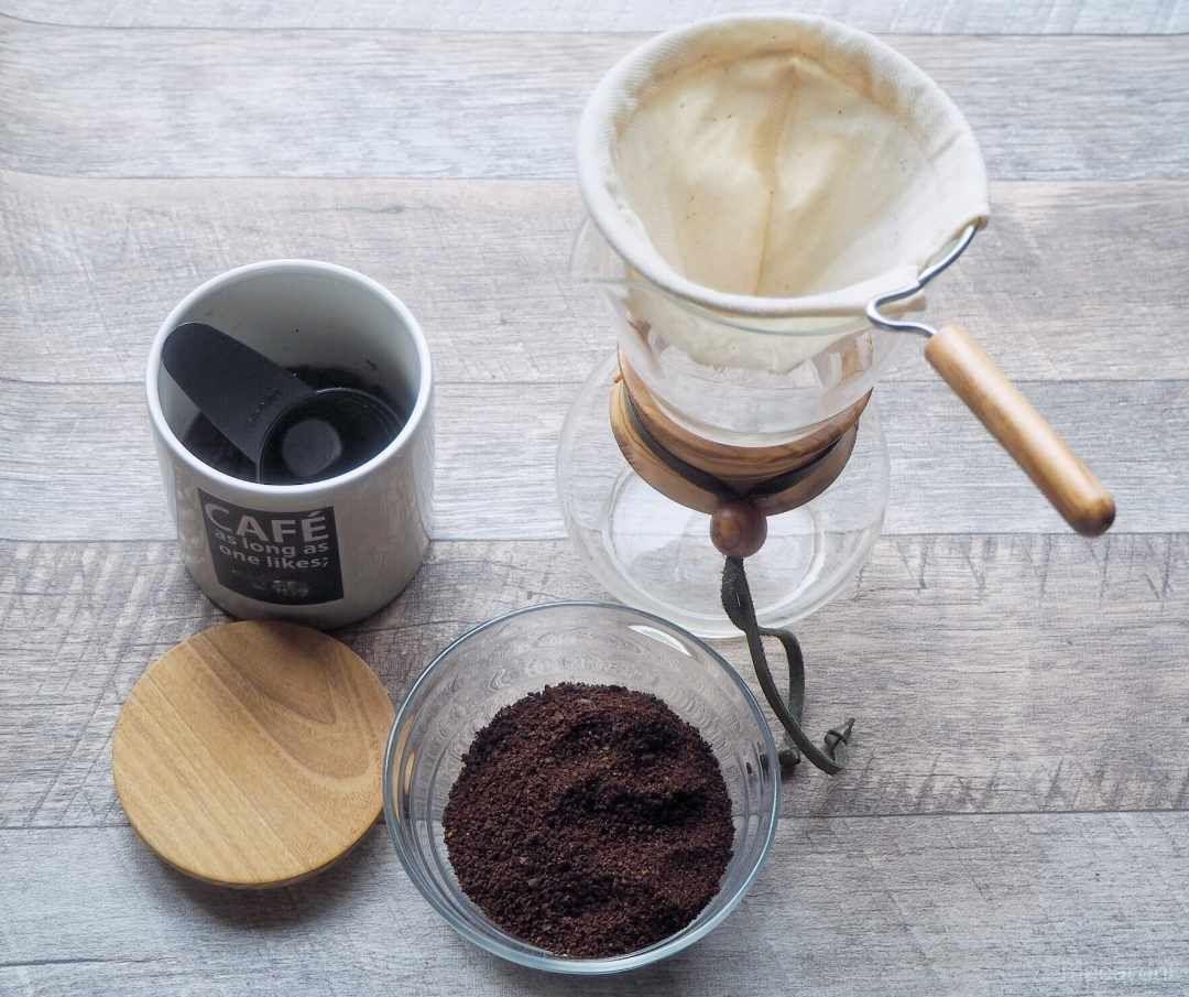 コーヒー 粉 飲み方