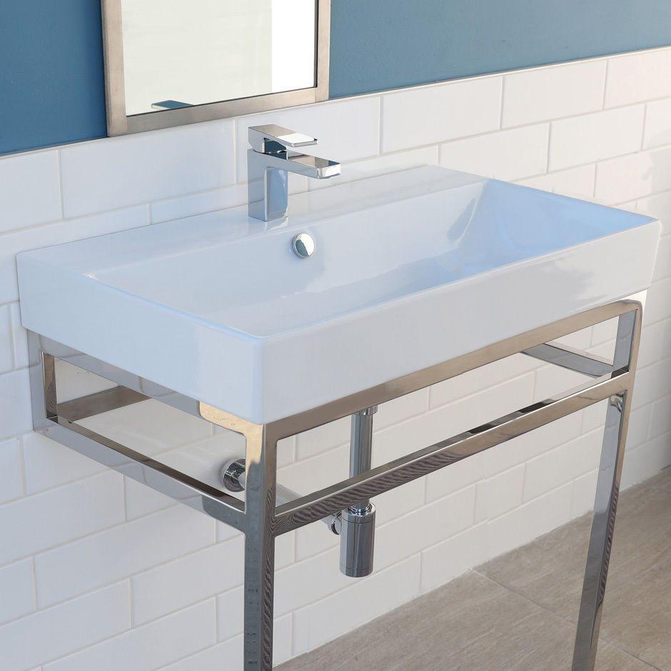 Lacava aquasei wallmountvanity topselfrimming lav sink