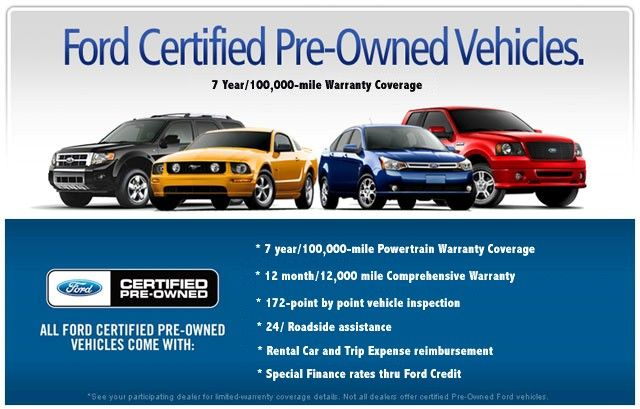 Ford Certified Vehicles Now Have Finance Rates As Low As 1 9 For 36 Months Or 2 9 For 60 Months Through Ford Credi Vehicle Inspection Sioux Falls Car Rental