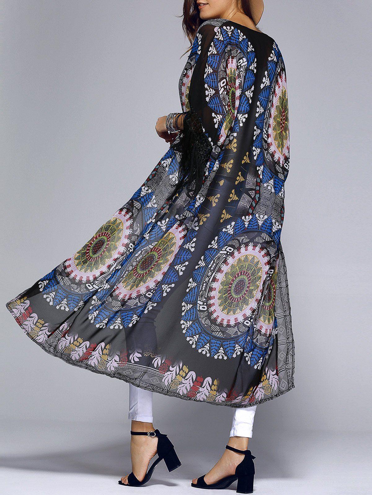 anime long sleeve kimono