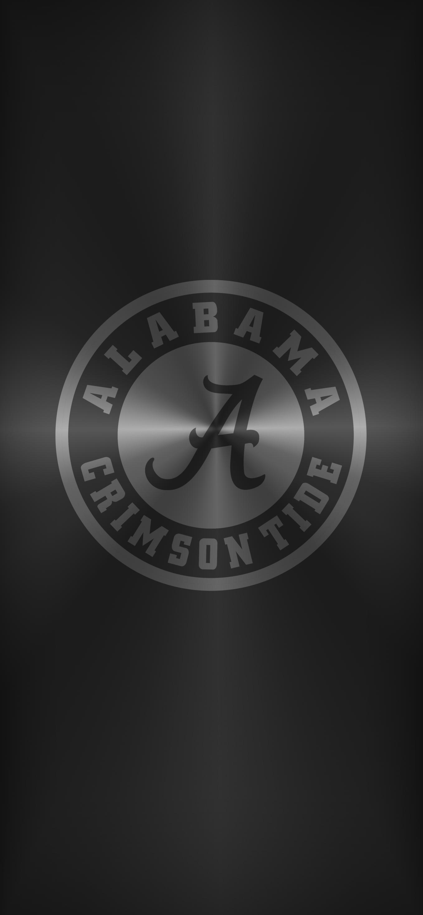 bama logo 15 Metal Alabama crimson tide logo, Alabama
