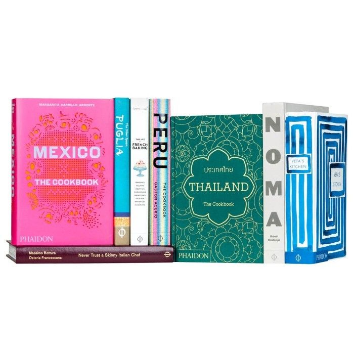 Phaidon international cookbooks collection book sets beloved phaidon international cookbooks solutioingenieria Choice Image