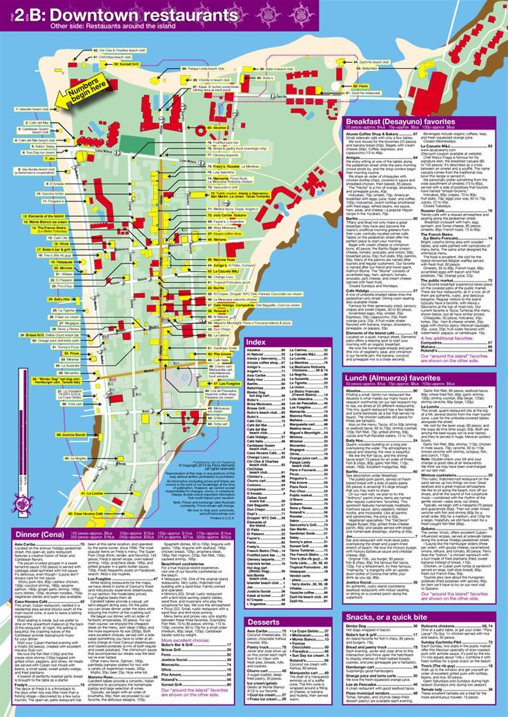 mapchick isla mujeres map and travel guide