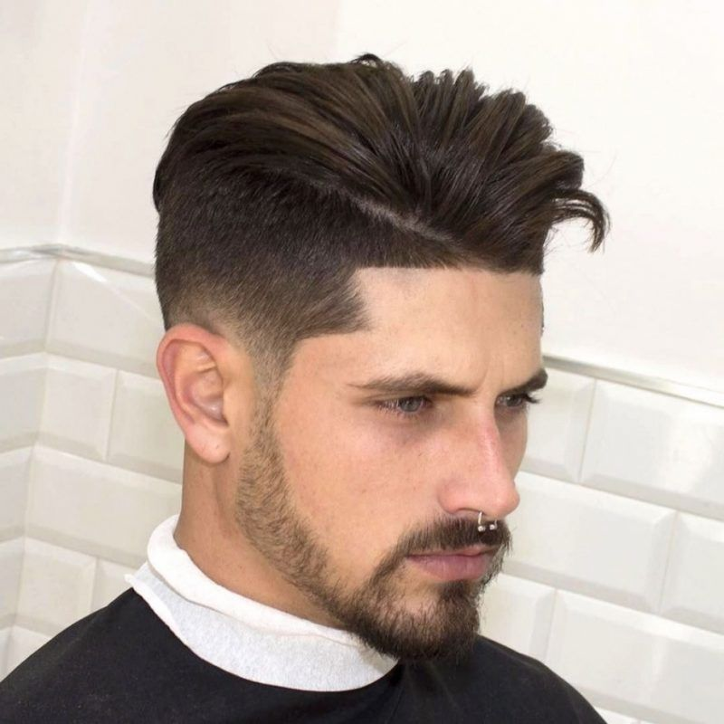 Low Fade Haircuts For White Guys Fashionfeeds Net Low Fade Haircut Beard Fade Taper Fade Haircut