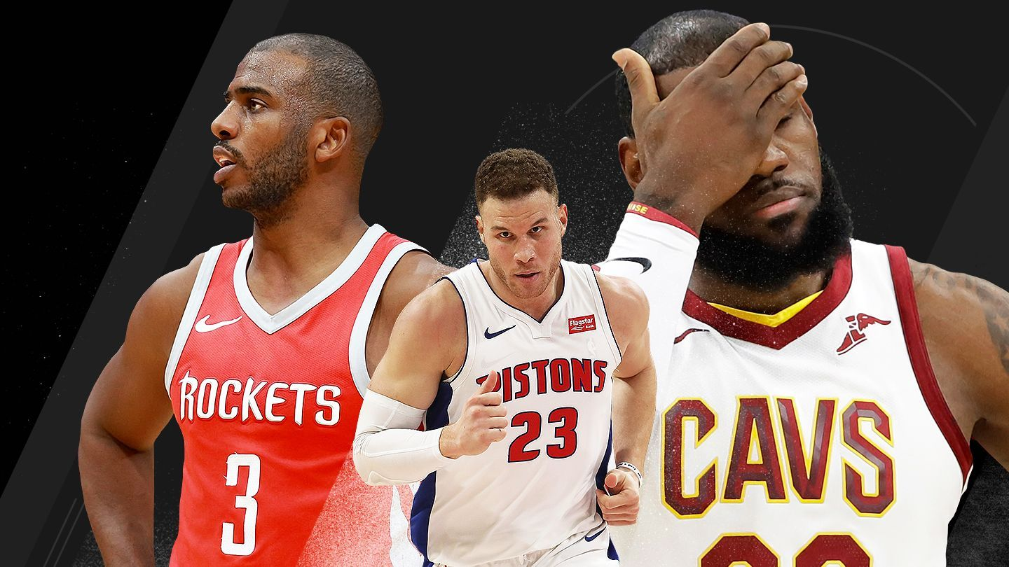 NBA Power Rankings Cavs drop out of the top 10 Nba