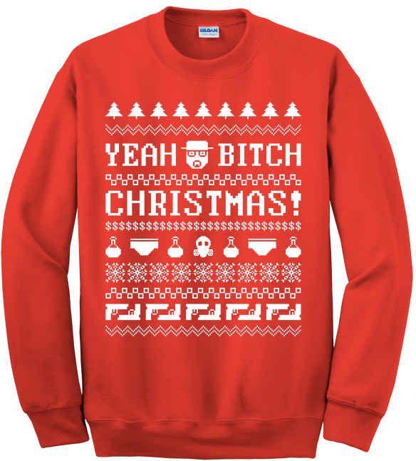 Ho Ho Homies Christmas Jumper Sweater Top San Fran Christmas ...