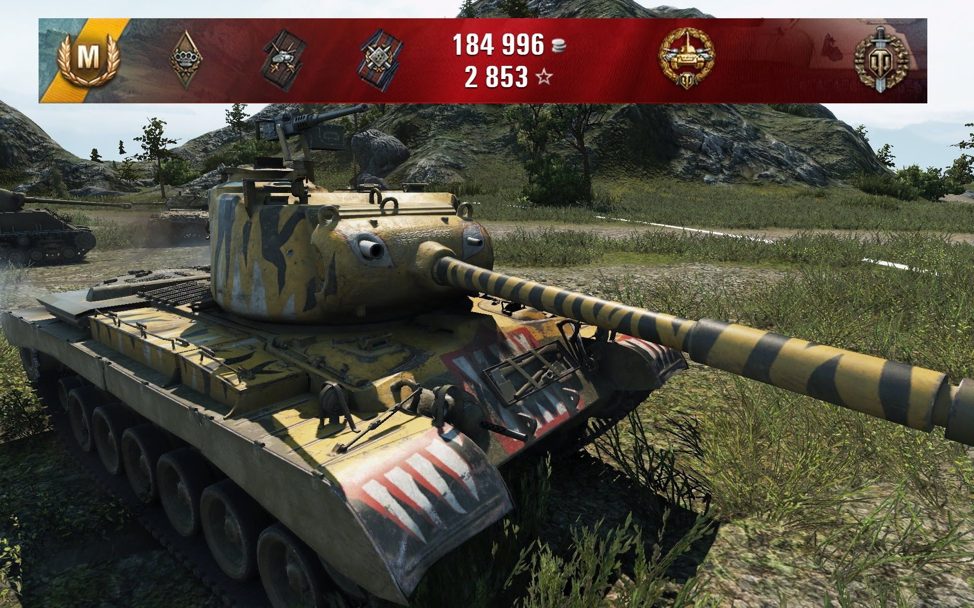 WoT M46 Patton KR | 7 kills | 7.100+ dmg - Lakeville