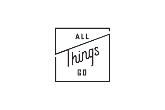 #logo - All Things Go by Daniel Patrick Simmons