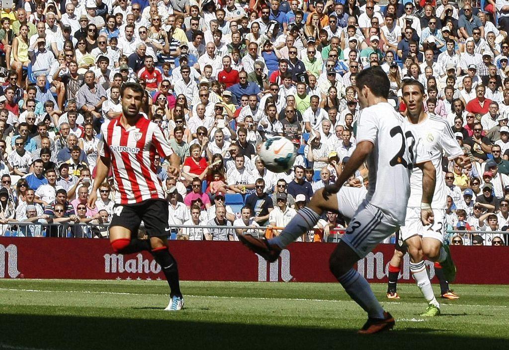 Foto Agencias Athletic, Deportes, Real madrid