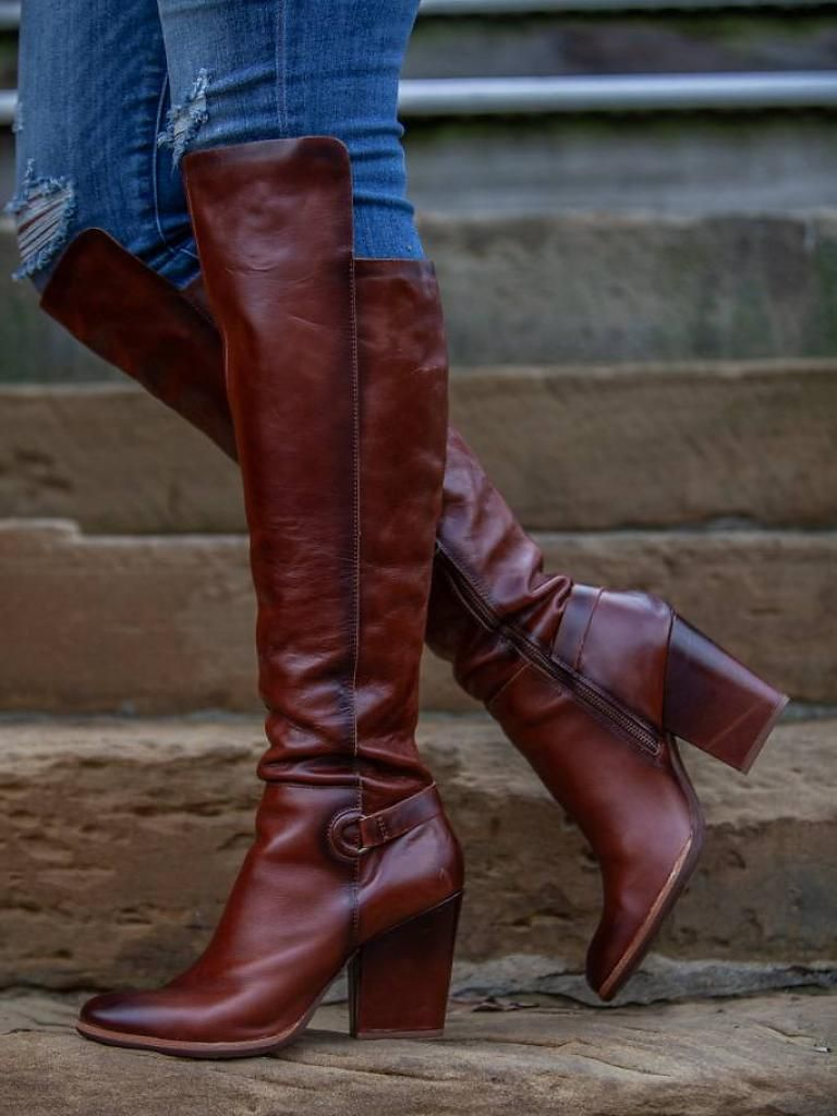 9f84dfb970e1f Kork-Ease Pavan Over The Knee Boots - Sattle in 2019
