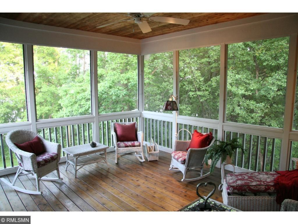 Screened Porch Outdoor Living Enclosed Patio Lake Elmo