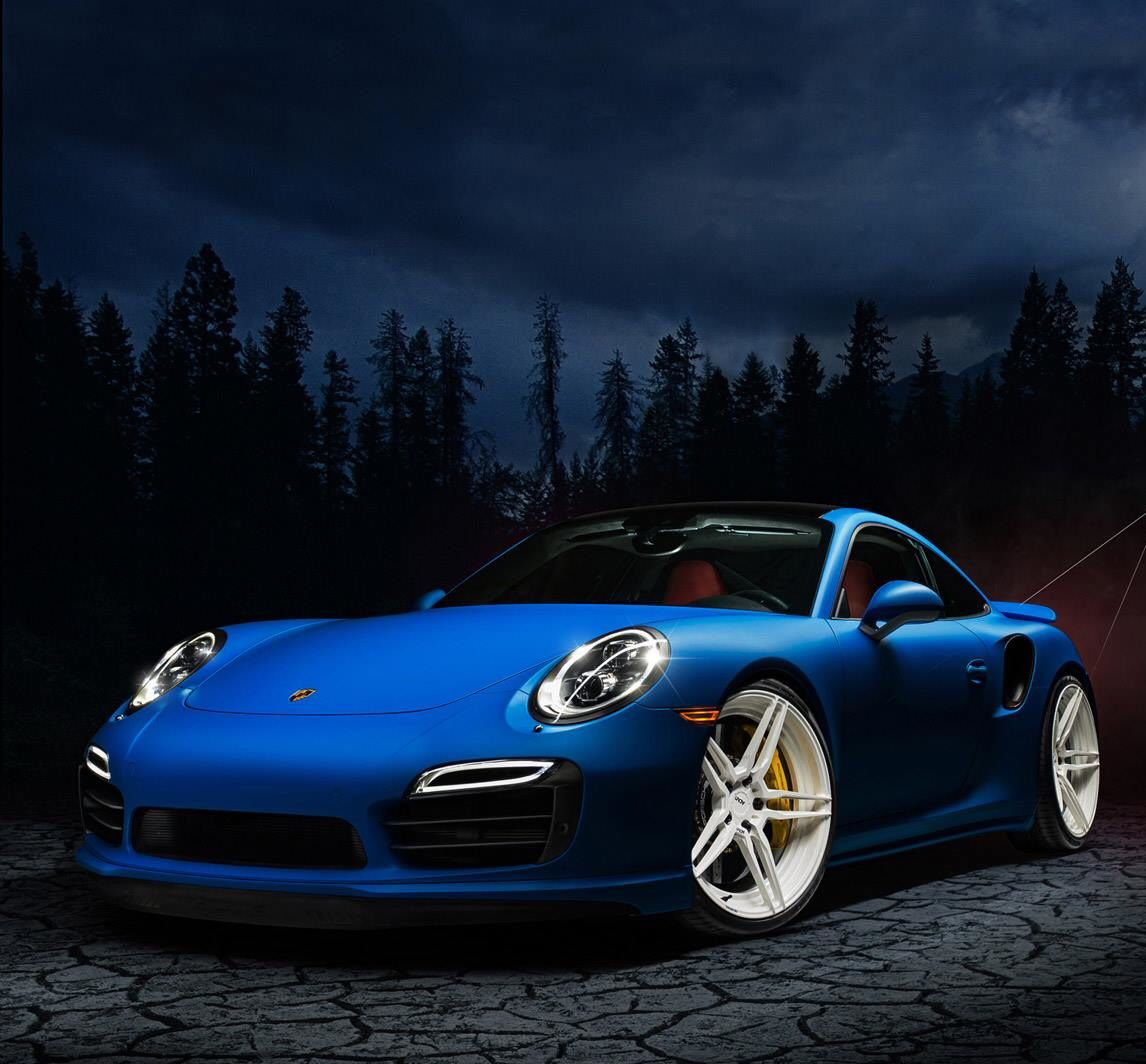 A Beautiful Porsche For Those Days When You're Feeling