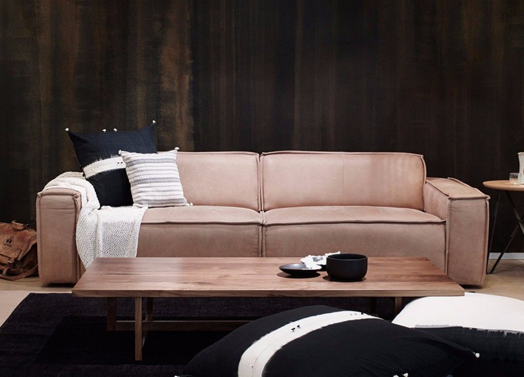 Edge Leather Sofa Est Living