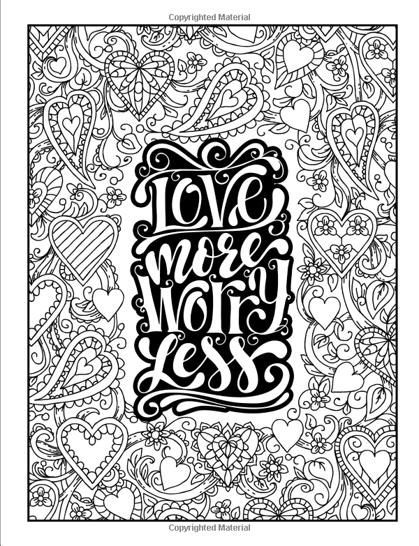 Heart With Arrow - Coloring Pages For Teens Girls - Free ...   783x600