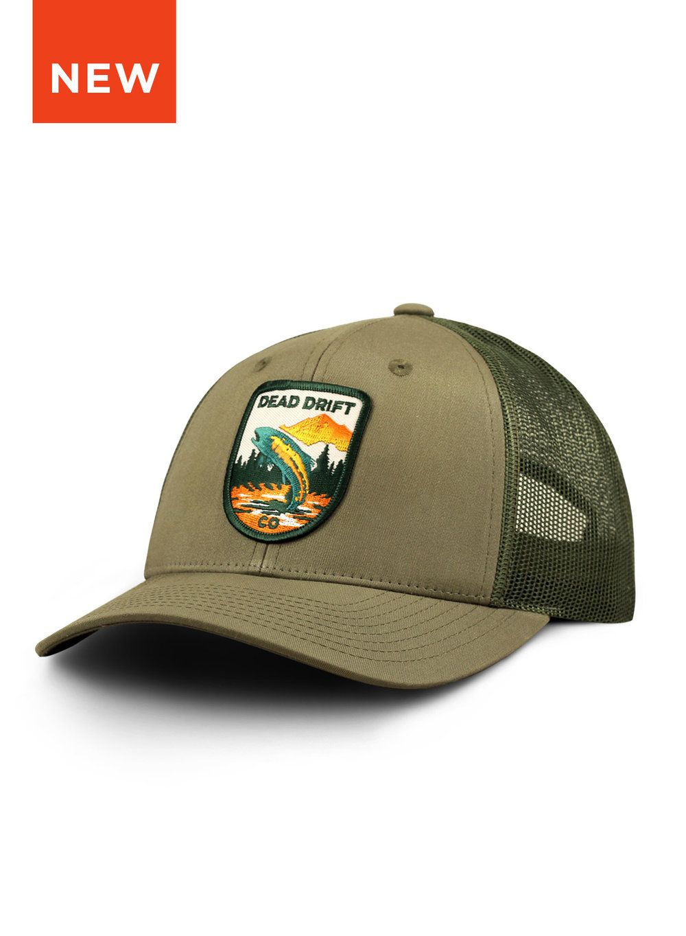 f1a8b01bd2b2c Columbia Olympic National Park Mesh Hat