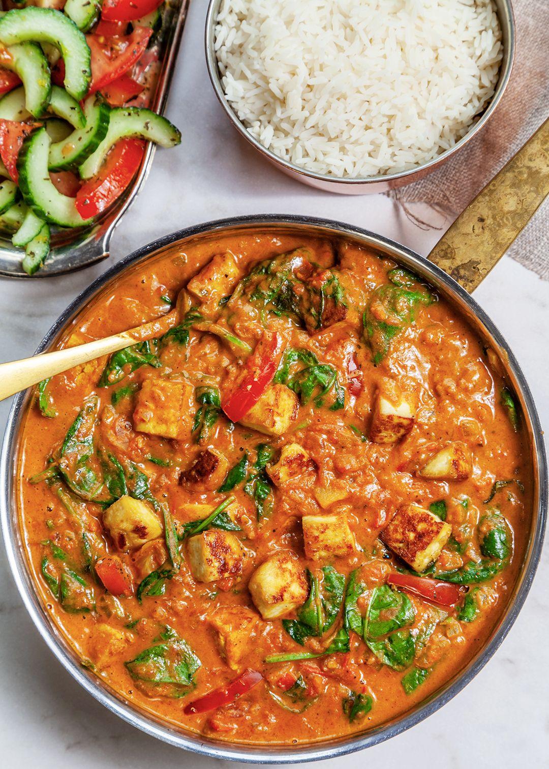 indisk recept vegetarisk