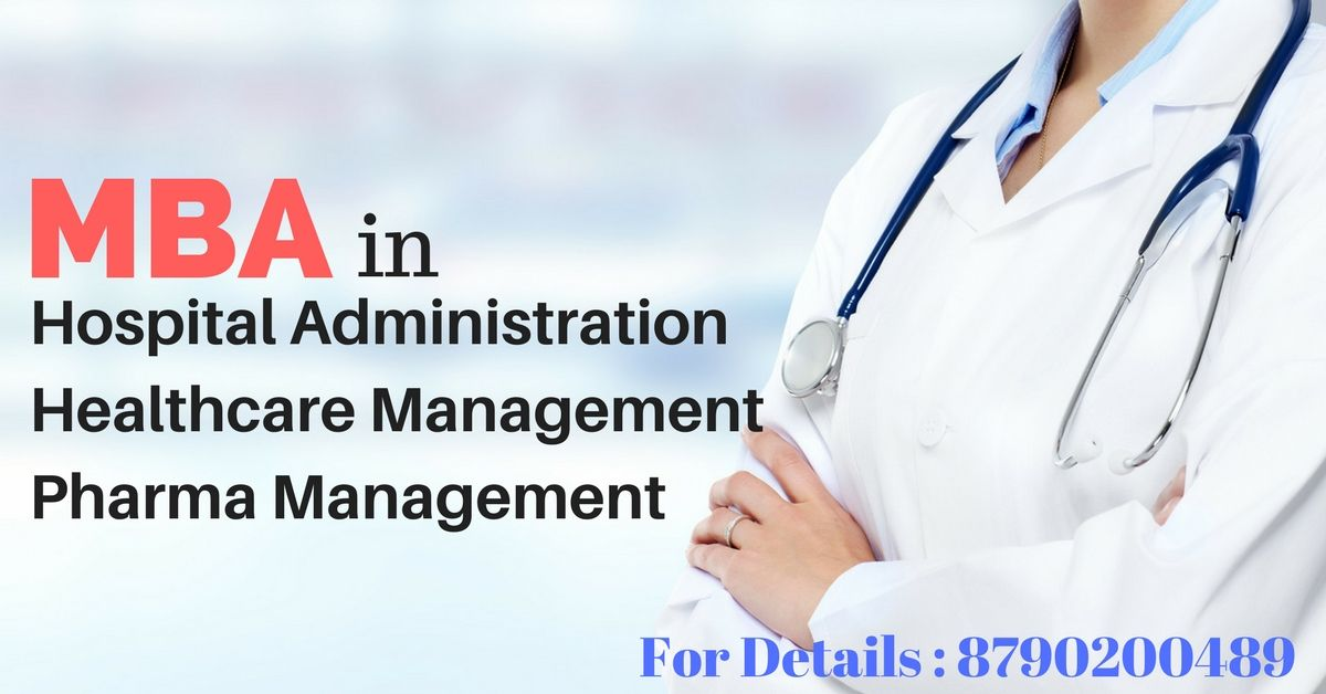 MBA in Distance Mode 8790200489. MBA in Hospital