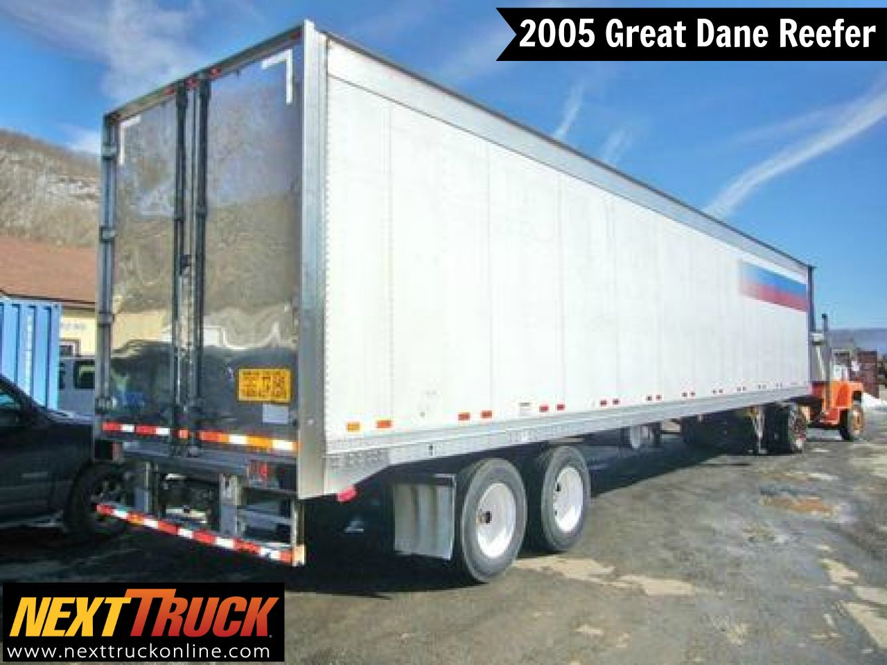 Pin by NextTruck on jobsearch Trailers for sale, Alloy