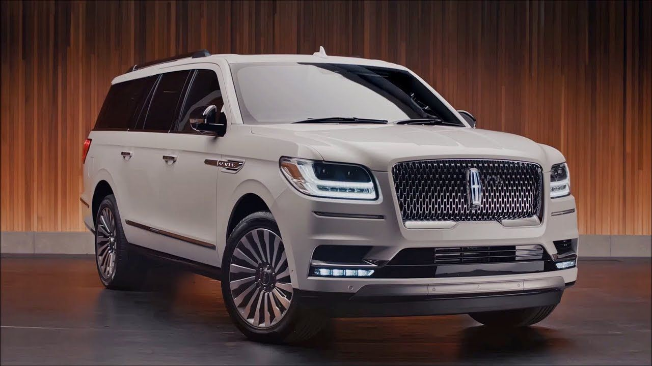 2019 Lincoln Navigator Review Best Compact Suv Lincoln