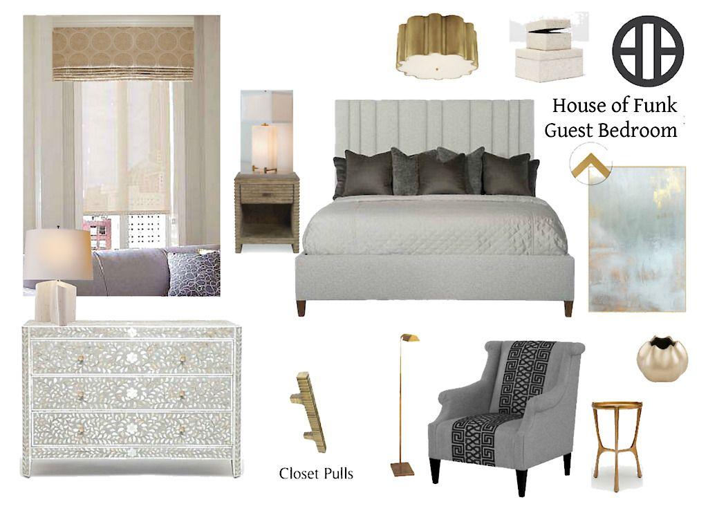 Guest Bedroom Design Interior Design Mood Boards Bedroom Mood
