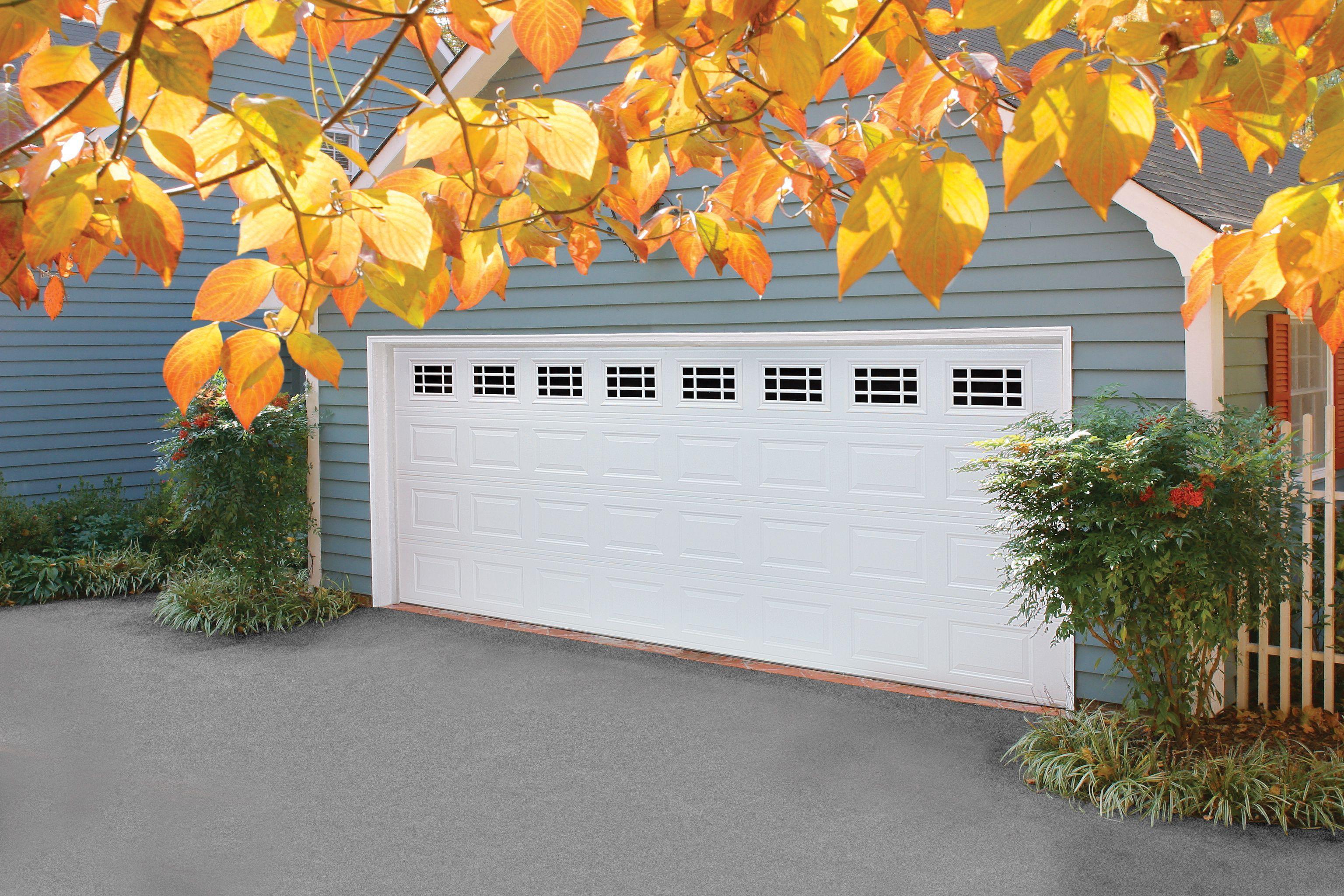 Pin By Amarr Garage Doors On Traditional Steel Garage Doors Sectional Garage Doors Garage Doors Garage Door Design