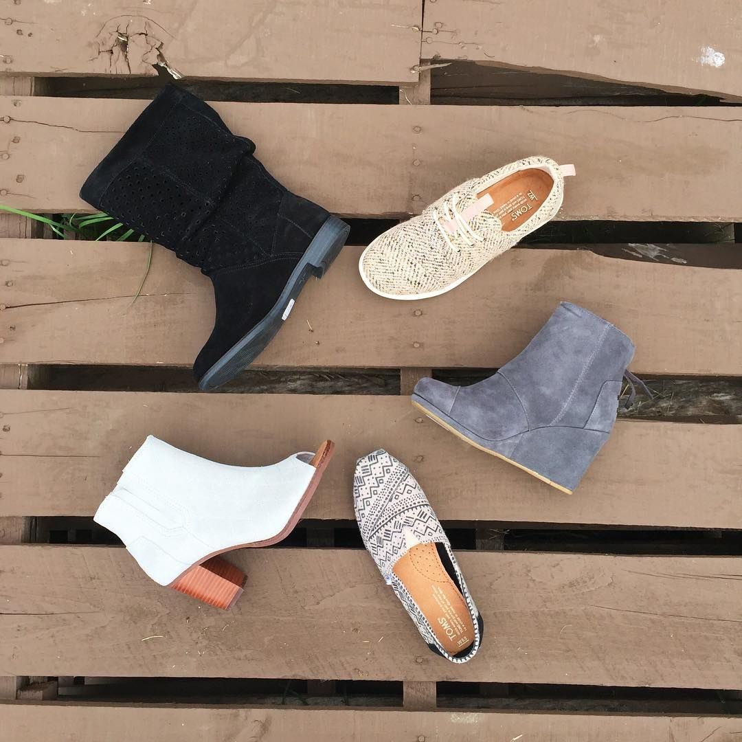 """JUNE & BEYOND BOUTIQUE on Instagram: """"You will fall  in love with the new arrivals from @toms! Today & tomorrow are tax free - perfect time to stock up on your favorites!We also have several classic styles buy one, get one 40% off!! #toms #fallfashion #fallmusthaves #backtoschool #sale #trendingnow #boutiquefashion #shopjuneandbeyond #juneandbeyond #417"""""""