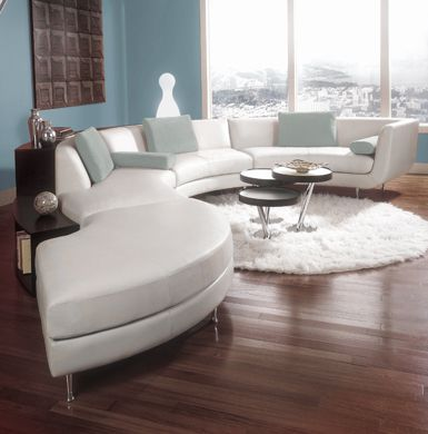Menlo Park Sectional Sofa By American Leather   Menlo Park Sofa | Modern U0026 Contemporary  Furniture Online | European Furniture Store Chicago | EuroFurniture