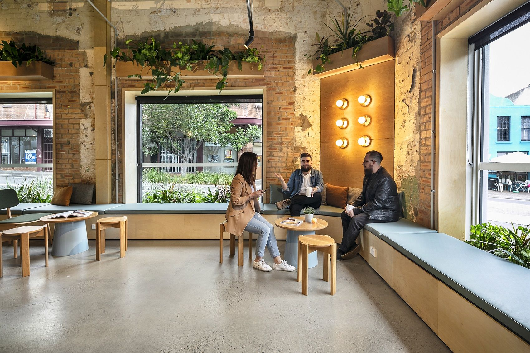 A Tour of The Commons' Sydney Coworking Space in 2020