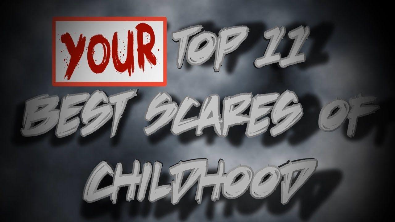 Jaimetud YOUR Top 11 Best Scares of Childhood (Part 3