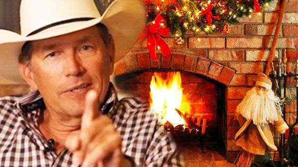 George Strait - We Wish You A Merry Christmas   Country Rebel Clothing Co.