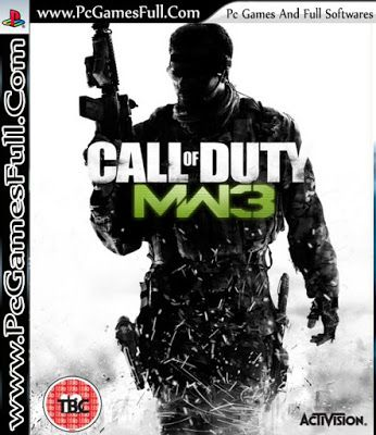 Call Of Duty Modern Warfare 3 (Highly Compressed) Video PC