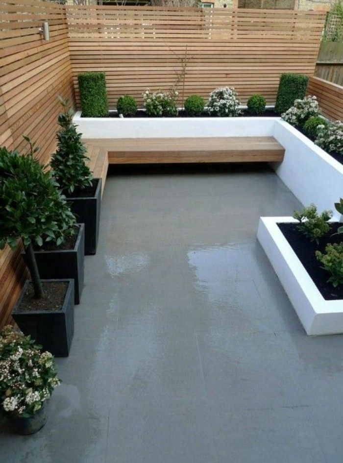 Aménager une terrasse - plus de 50 idée pour vous! | Portugal ...