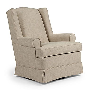 Best Chairs Inc High Back Wing Swivel Glider Swivel Glider Chair Swivel Glider Cool Chairs