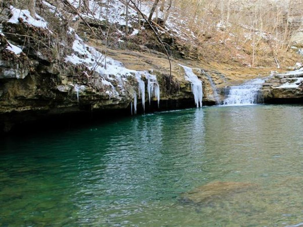 Walls Of Jericho - Backpacking And Camping