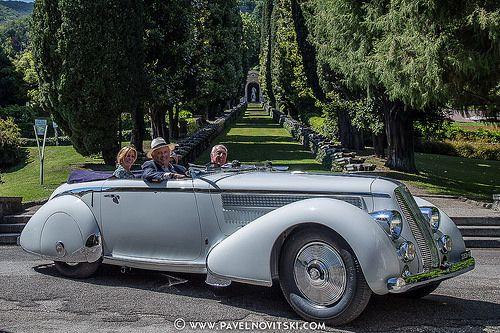 1936 Lancia-Astura Type 233-Cabriolet-Pinin Farina-3 | Cars, Car ...