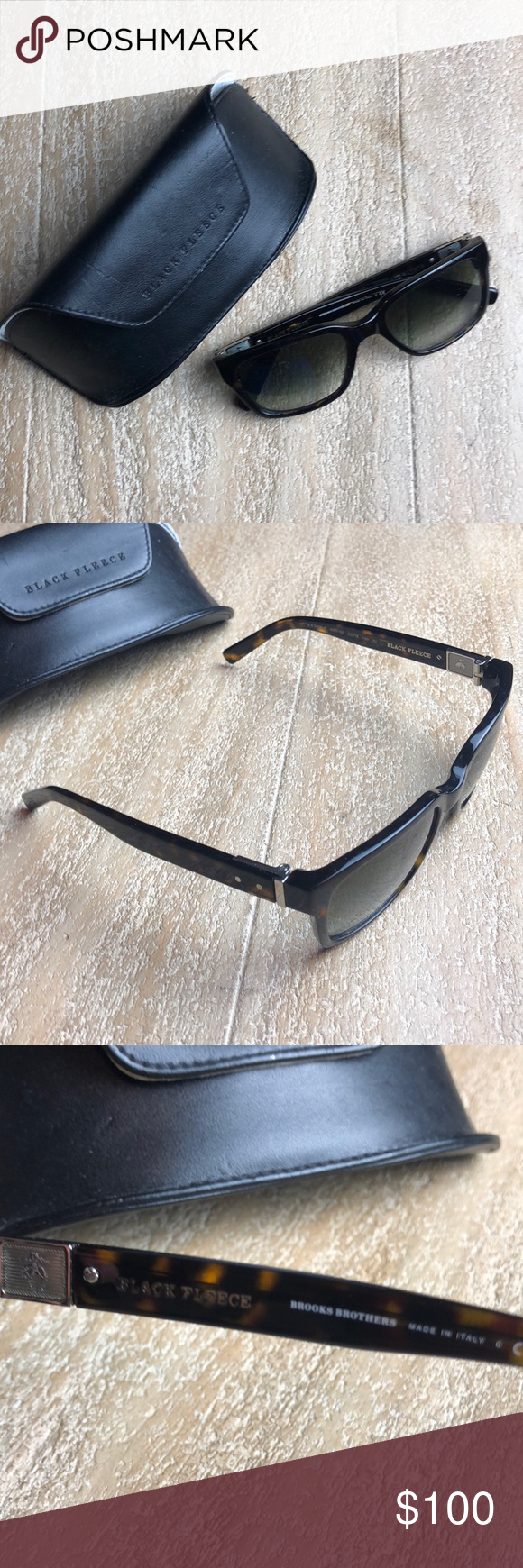 b8f1faa943cd EUC Brooks Brothers Black Fleece Wayfarers Excellent condition. No  scratches. Gorgeous sunglasses Black Fleece Brooks Brothers. No longer  available.