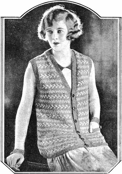 Just Call Me Ruby: Knitwear through the Ages - The 1920s ...